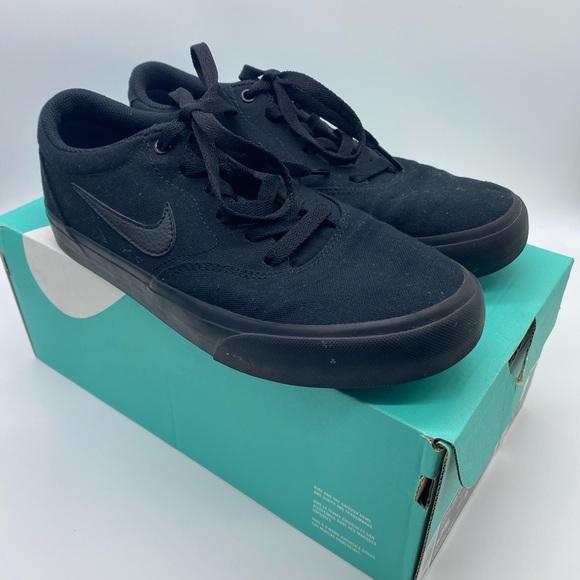 Nike SLR Charge Skate SB 7 59 Shoes Unisex Black rdhQtCs